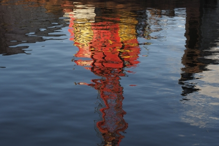 Grand Union Canal Reflection